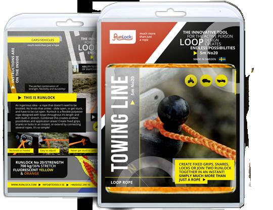 Towing Line | Runlock