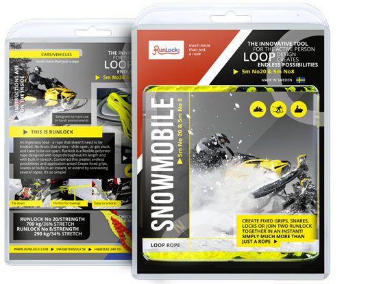 Snowmobile | Runlock