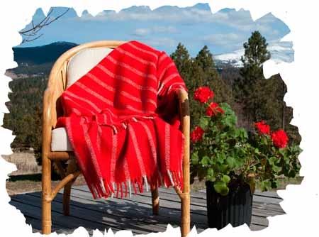 Hanna Blanket Kit - Red | Kits