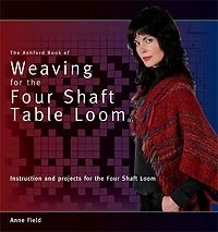 The Ashford Book of Weaving for the Four Shaft Loom | Books