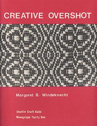 Creative Overshot-Shuttle Craft Monograph 31 | Books