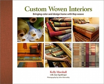 Custom Woven Interiors | Books
