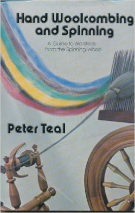 Hand Wool Combing and Spinning | Books
