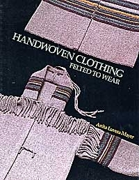 Handwoven Clothing | Books