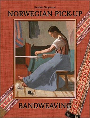 Norwegian Pick-Up Bandweaving   Books