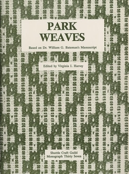 Park Weaves-Shuttle Craft Monograph #37 | Books
