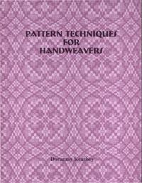 Pattern Techniques for Handweavers | Books