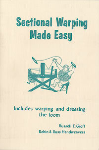Sectional Warping Made Easy | Books