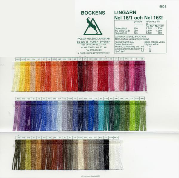 Line Linen 16/1   Linen