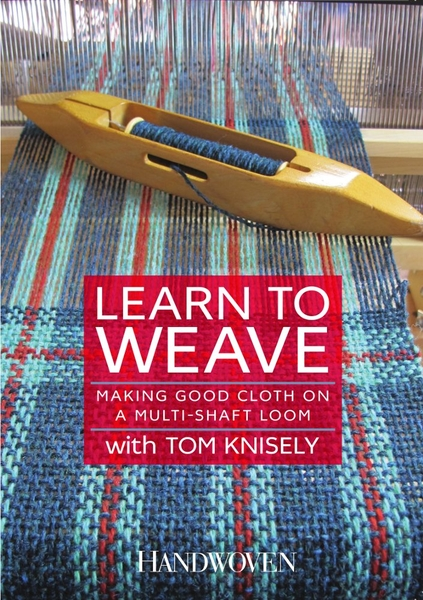 Learn to Weave   DVDs