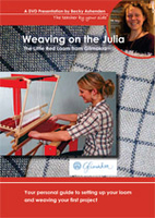 Image Weaving on the Julia