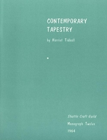 Image Contemporary Tapestry-Shuttle Craft Monograph 12