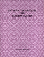 Image Pattern Techniques for Handweavers OUT OF STOCK