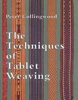 Image The Techniques of Tablet Weaving