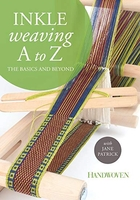 Image Inkle Weaving: A to Z