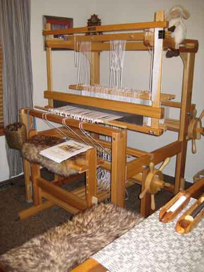 Ideal loom in Idaho