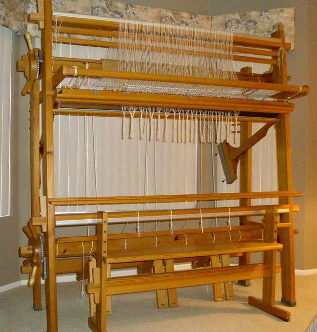 Floor Looms For Sale: Sold Loom Listings